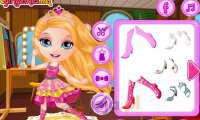 Baby Barbie In Rock 'N Royals