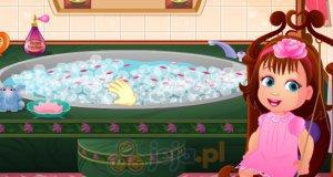 Kąpiel księżniczki