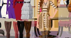Sweterkowe sukienki