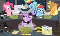 My Little Pony w pracy