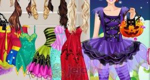 Barbie na Halloween