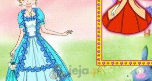 Młoda księżniczka