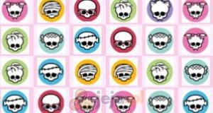 Bąbelki Monster High