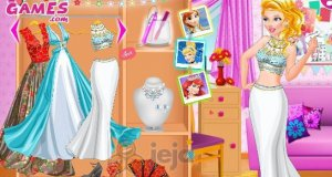 Księżniczki na szkolnym balu