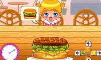 Szybki hamburger