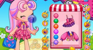 Bubbleisha z Shopkins Shoppies