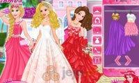 Barbie i ślubne selfie