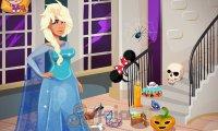 Halloweenowe przebrania Kim Kardashian