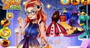 Księżniczki Disneya i Halloween