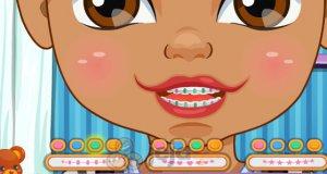 Z mleczakami u dentysty