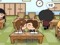 Całowanie na lekcji