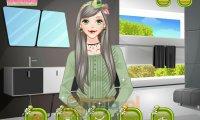 W odcieniach zieleni