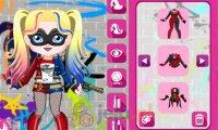 Mała Harley Quinn