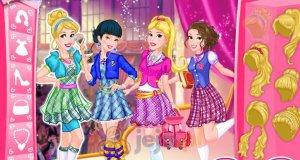 Księżniczki Disneya i konkurs piękności