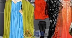 Suknie z pelerynami