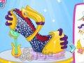 Projektowanie butów My Little Pony