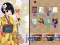 Dziewczyna w kimonie