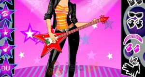 Selena Gomez Rock Star