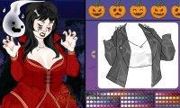 Kreator postaci: Halloween