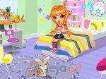 Sypialnia dziewczynki 2