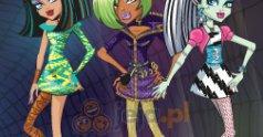Tańce Monster High
