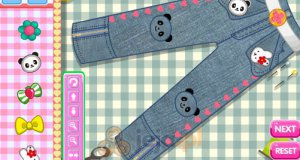 Dekorowanie jeansów