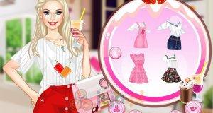 Barbie uwielbia smoothie