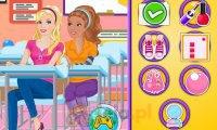 Barbie i szkolne zabawy