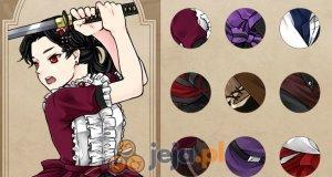 Bohaterowie mangi: Łowca wampirów 10