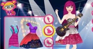 Od księżniczki do gwiazdy rocka