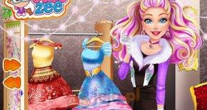 Barbie i dziewczyny z Ever After High