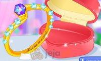 Projektowanie biżuterii dla księżniczki
