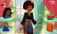 Afrykańskie wzory
