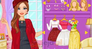 Blog modowy Barbie