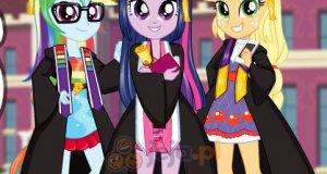 Zakończenie roku szkolnego w Equestria Girls