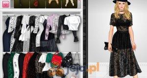 Koronkowe ubrania