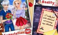Disney vs Złe charaktery: Walentynki