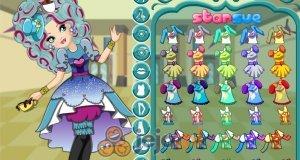 Madeline Hatter i Pinkie Pie