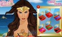 Studio mody: Wonder Woman