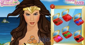 Studio mody: Wonder Woman