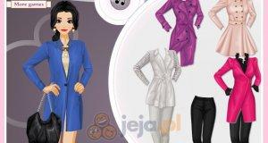 Luksusowe płaszcze