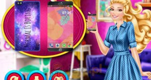 Nowy telefon Barbie