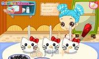 Deser z Hello Kitty