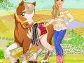 Barbie z kucykiem