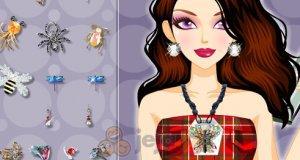 Biżuteria z owadami