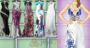Długie, letnie sukienki