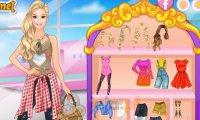 Barbie blogerka podróżnicza