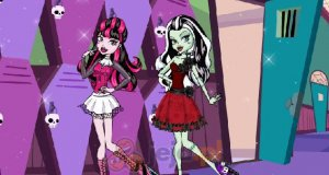Studniówka Monster High