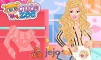 Barbie i modowe kolaże