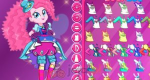 Pinkie Pie - strażniczka kryształu